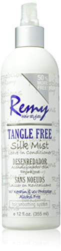 Remy Hair Styles Tangle Free Silk Mist Leave-in Conditioner, 8 Oz