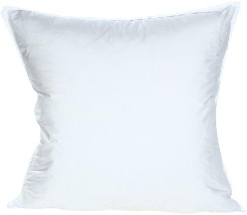 Cloud Nine Comforts Super Nova Hungarian White Goose Down Pillow, European