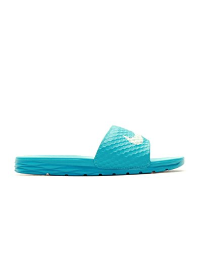 Sandal Glacier Women's Blue Blue NIKE Benassi Chlorine Slide Solarsoft F6OxqwCI