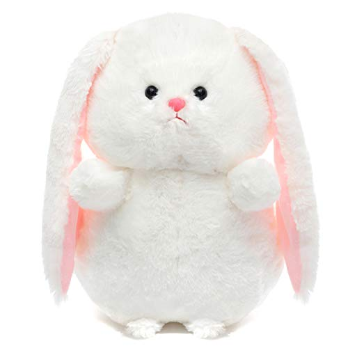 Used, Winsterch Fluffy Bunny Plush Stuffed Animal Rabbit for sale  Delivered anywhere in USA