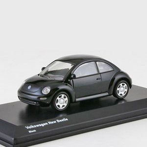 1/64 VW ニュービートル 1999(ブラック) KS07050A9