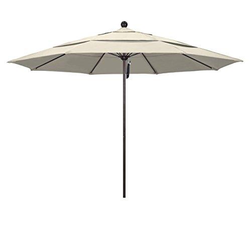 California Umbrella Aluminum Fiberglass Antique product image