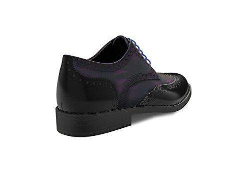 Dis - Monica – Zapato Derby Full Brogue – Mujer Multicolor