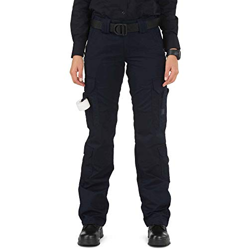 (5.11 Tactical Women's Taclite EMS Pants, Dark Navy, 6/Regular)