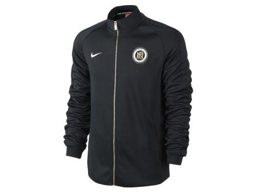 f9f5b7a9ce34 Nike N98 Gf Poly Track Jacket  Black  - Buy Online in UAE.