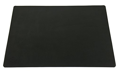 Supmat XL by EPHome, Super Versatile Extra Large Silicone Mat, Counter Mat (1, Pure Black)