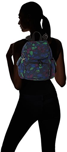 Varios Garden Kipling Mochilas Mini Pack Mujer City Colores Orchid q776OwXx
