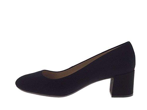 black Toe Closed Kumer Unisa Heels Women''s Black qP7xYpw