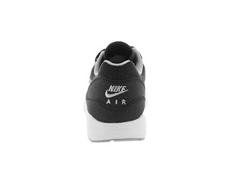 Nike W Air Max 1 Ultra Essentials, Zapatillas de Deporte para Mujer Negro (Black / Black-Wlf Gry-Mtllc Slvr)