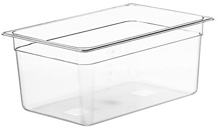 Adjustable Collapsible White Polycarbonate with 316L Stainless Steel Weights Ensures Even Warming with Sous Vide Cooking LIPAVI N15 Sous Vide Rack Fits LIPAVI C15 Container