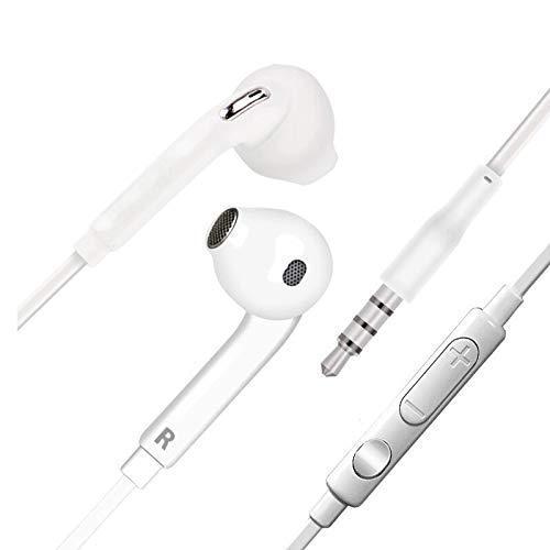 KAM Earphones Headphones Compatible with All Smartphones