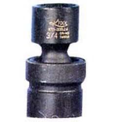 1,9 cm. Enchufe de impacto giratorio de 6 puntos de 5/8 pulgadas. Herramientas Herramientas Herramientas de Mano