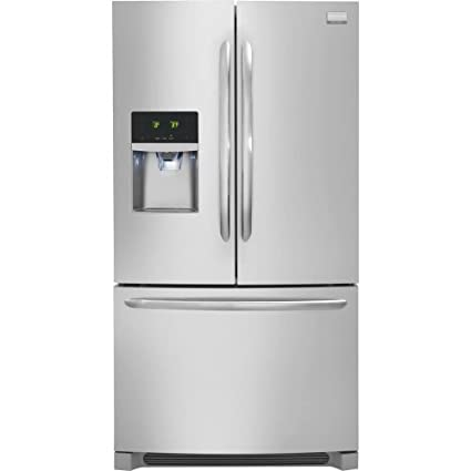 Superbe Frigidaire FGHF2367TF Gallery Series 36u0026quot; Counter Depth French Door  Refrigerator With 21.9 Cu. Ft
