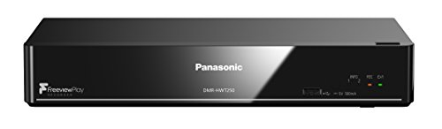 Panasonic DMR-HWT250EB Smart 1 TB HDD Recorder with Freeview Play