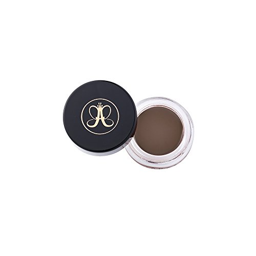 Anastasia of Beverly Hills DIPBROW (MEDIUM BROWN). Smudge-Free, Waterproof Eyebrow Pomade (Medium Brown. 0.14 oz) (Color School Cap)