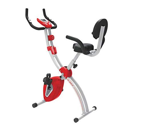 Cardio Max JSB Magnetic Upright Fitness X-Bike Exercise Cycle (HF148) Price & Reviews