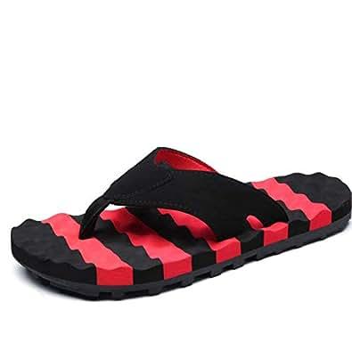 Red Flip Flops Slipper For Men