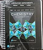 Laboratory Experiments for Chemistry: The Central Science (14th Edition)