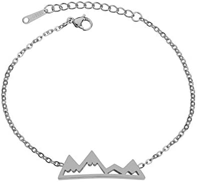 RUNXINTD Mountain Inspirational Bracelet Mountaineer product image