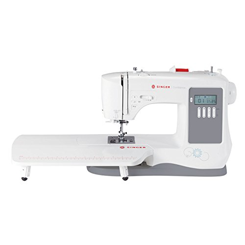 SINGER SEWING CO. 7640 Confidence Computerized 200-Stitch...