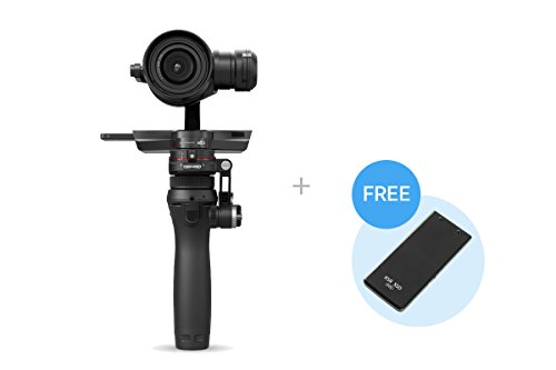 DJI Osmo RAW Combo With One Extra SSD Free