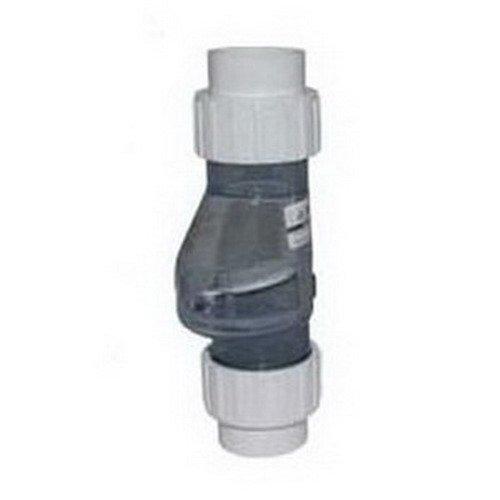 (Zoeller 30-0043 50 psi PVC 2-Port Check Valve, 2