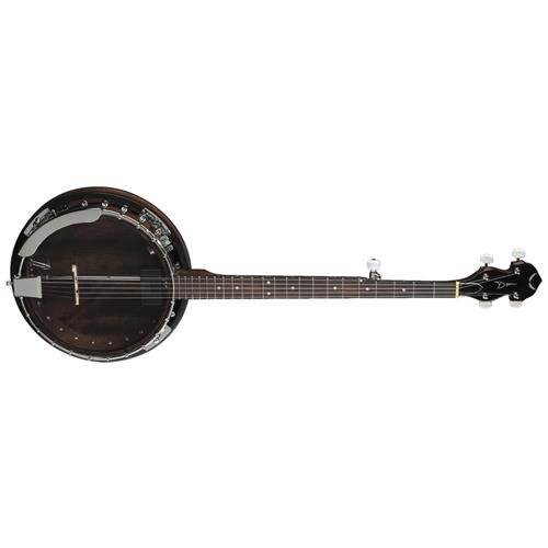 Dean Backwoods 2 Acoustic-Electric 5-String Banjo by Dean Guitars