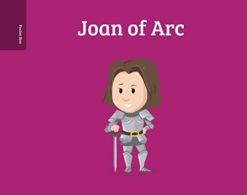 Pocket Bios: Joan of Arc (St Joan Of Arc Biography For Kids)