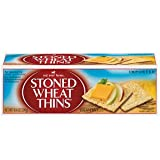 Stoned Wheat Thins 10.6 Oz - 6 Unit Pack