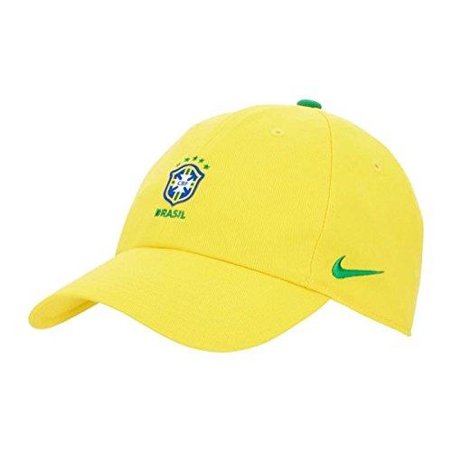 Nike 2018-2019 Brazil Core H86 Cap (Yellow) ()