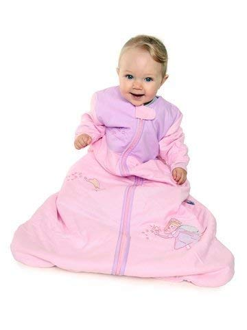 Slumbersafe Baby Sleeping Bag Long Sleeves 2.5 Tog - Pink Fairy 6-18 months/MEDIUM [並行輸入品]   B07HLKQCBK