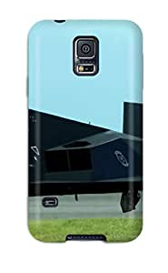 Faddish Phone Aircraft Case For Galaxy S5 / Perfect Case Cover