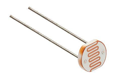 SunRobotics LDR Photoresistor Light Sensitive Resistor Light Dependent  Resistor 10mm 5 pcs: Amazon.in: Industrial & Scientific