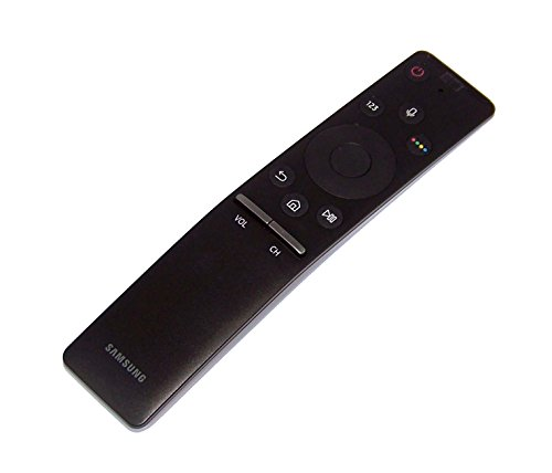 OEM Samsung Remote Control Supplied With Samsung Models UN55MU7500F, UN55MU7500FXZA, UN55MU7600F, UN55MU7600FXZA, UN55MU8000F, UN55MU8000FXZA by Samsung
