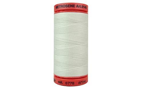 Mettler Metrosene Old Number 1145-0703 Poly Thread, 500m/547 yd, Muslin