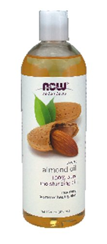 Now Foods Sweet Almond Oil - 16 oz. 6 Pack