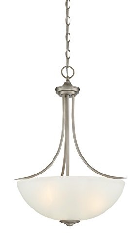 Designers Fountain 96931-MTP Montego 3 Light Inverted ()