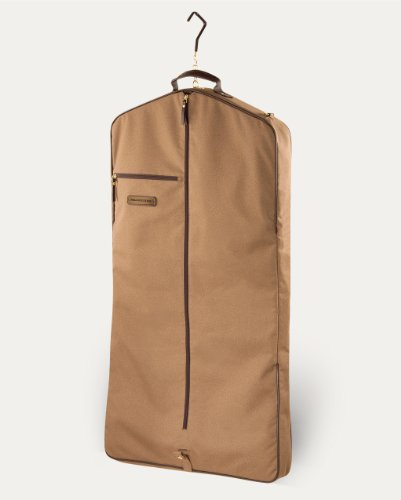 Noble Outfitters Signature Garment Bag, Tobacco by Noble Outfitters