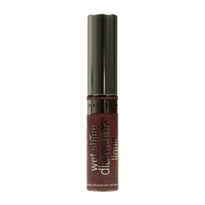 Maybelline Wet Shine Diamonds Liquid Lip Gloss - #45 Jewels N (Wet Shine Liquid Lip Gloss)
