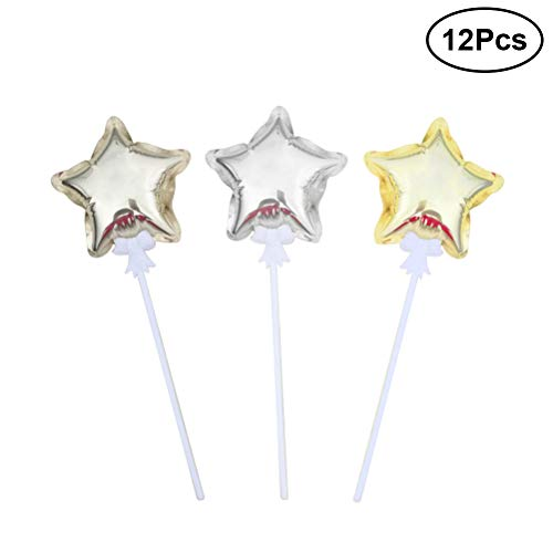 Check expert advices for balloon sticks for foil?