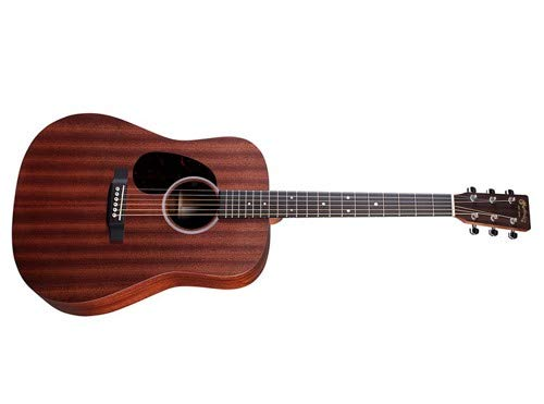 Martin 000-10E Road Series Left-Handed Acoustic-Electric Guitar