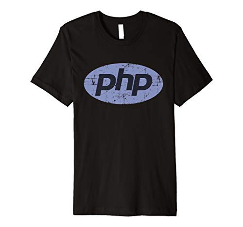 PHP Language Programmers Coders Developers Back End Premium T-Shirt