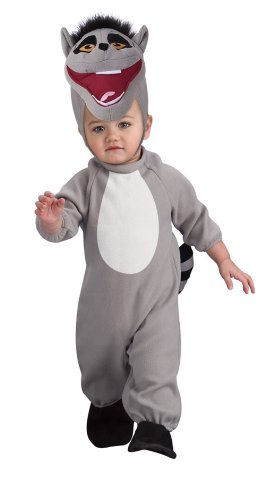 King Julien Costume - Toddler -