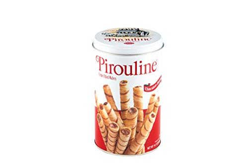 Pirouline Rolled Wafers - Chocolate Hazelnut - 14 oz