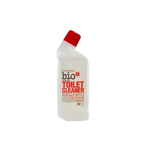 Bio D Concentrated Toilet Cleaner 750ml (Pack of 6) Suma WholeFoods 70079