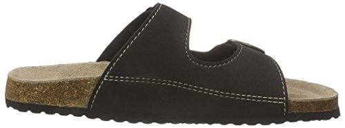 Black 174 Men's 009 Schwarz 001 Softwaves Mules Black TUInw6xq8
