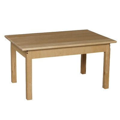 Wood Designs WD82320 24'' x 36'' Rectangle with 20'' Legs