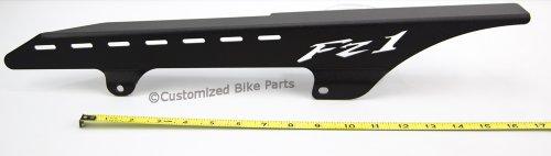 Yamaha FZ1 Chainguard Black by Customized Bike Parts