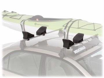 Yakima LandShark Rooftop Kayak Carrier, Outdoor Stuffs