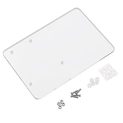 cjrslrb acrylic transparent base plate  u0026 terminal
